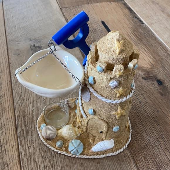 Yankee Candle Co Sandcastle Wax Warmer